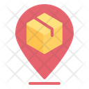 Pin Package Location Icon