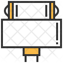 Pin Connector Types Icon