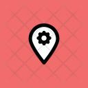 Pin Setting Navigation Icon