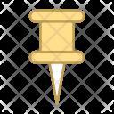 Pin Seo Web Icon