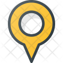 Pin Geolocation Location Icon