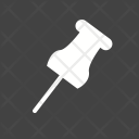 Pin Thumbpin Attach Icon