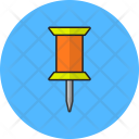 Pin Business Tool Icon
