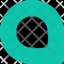 Pin Strokeright Customshape Icon