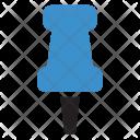 Pin Attach Attachment Icon