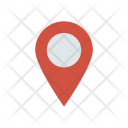 Pin Gps Location Icon