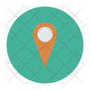 Pin Point Location Icon