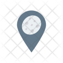 Pin Location Marker Icon