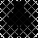 Pin Page Attach Icon