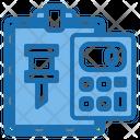 Check Calculator Tools Account Icon