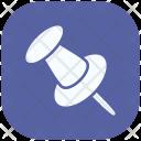 Pin Map Navigation Icon