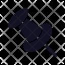Pin Navigation Map Icon