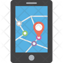 Location Pointer Map Pointer Mobile Location Icon