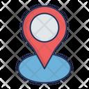 Pin Point Icon