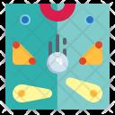 Pinball Game Gaming Icon