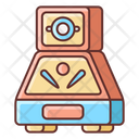 Pinball Machine Icon