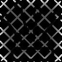 Pincushion Needles Pins Icon