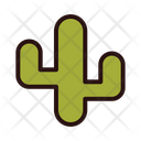 Pine Cactus Desert Icon