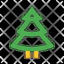 Pine Coniferous Icon