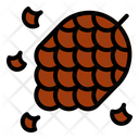 Pine Nature Fall Icon