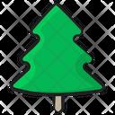 Conifer Pine Fir Icon