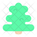Pine Nature Forest Icon