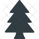 Pine Tree Forest Icon