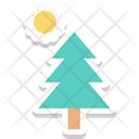 Pine Tree Evergreen Tree Fir Tree Icon