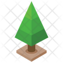 Pine Tree Conifer Tree Nature Icon
