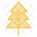 Pine Tree Nature Icon