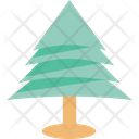 Pine Tree Fir Tree Christmas Tree Icon