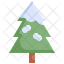 Pine Tree Winter Icon