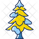 Pine Tree Tree Nature Icon