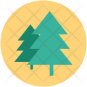 Tree Christmas Parks Icon