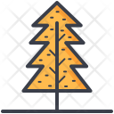 Fir Tree Larch Icon