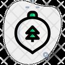 Pine Tree Bauble Icon