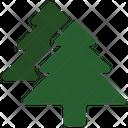 Pine Trees Icon