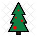 Pine Trees Christmas Christmas Tree Icon