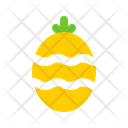 Pineapple Food Fruit Icon