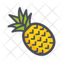 Pineapple Sweet Juicy Icon