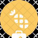Pineapple Ananas Comosus Icon