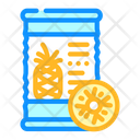 Pineapple Can Icon