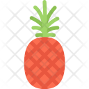 Pineapple Cooking Food Icon