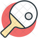 Ping Pong Table Icon
