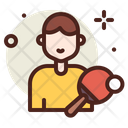 Ping Player Pong Player Icon