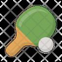Paddle Ping Pingpong Icon