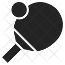 Pingpong Sport Ball Icon