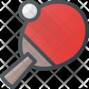 Pingpong Table Tenis Icon