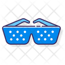 Pinhole Glasses Icon