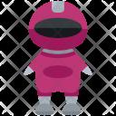 Pink Ranger Man Icon
